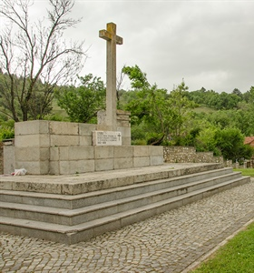 Serbian military cemetery of Bitola